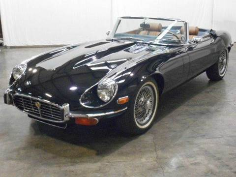 1974 Jaguar E-Type for sale at Classic AutoSmith in Marietta GA