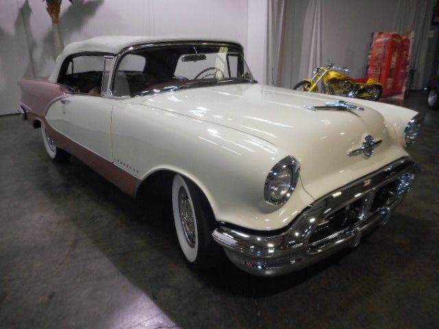 1956 Oldsmobile Ninety-Eight for sale at Classic AutoSmith in Marietta GA
