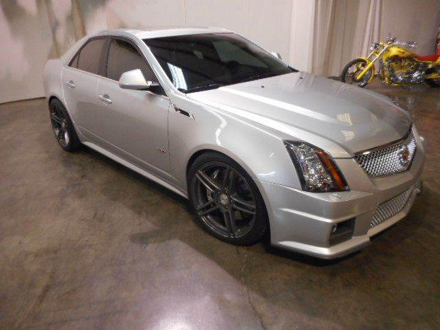 2013 Cadillac CTS-V for sale at Classic AutoSmith in Marietta GA