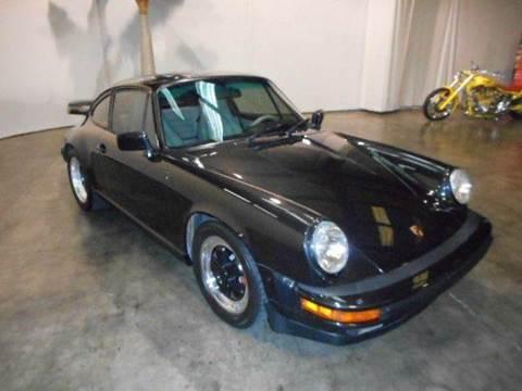 1989 Porsche 911 for sale at Classic AutoSmith in Marietta GA