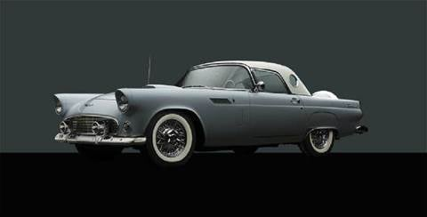1956 Ford Thunderbird for sale at Classic AutoSmith in Marietta GA