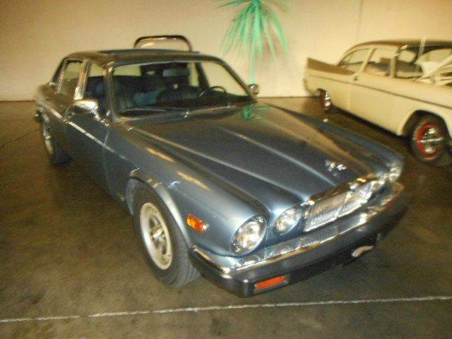 1984 Jaguar XJ for sale at Classic AutoSmith in Marietta GA