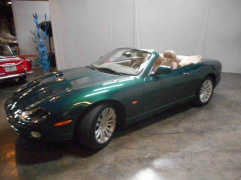 2005 Jaguar XK for sale at Classic AutoSmith in Marietta GA