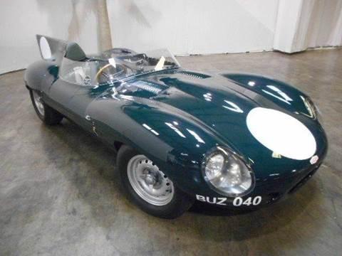 1956 Jaguar D-Type for sale at Classic AutoSmith in Marietta GA