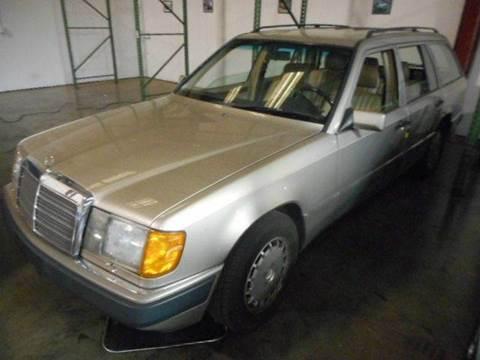 1992 Mercedes-Benz 300-Class for sale at Classic AutoSmith in Marietta GA