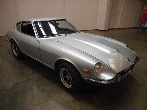 1973 Datsun 240Z for sale at Classic AutoSmith in Marietta GA