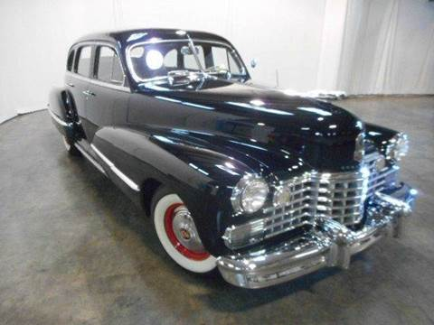 1942 Cadillac Series 63 for sale at Classic AutoSmith in Marietta GA