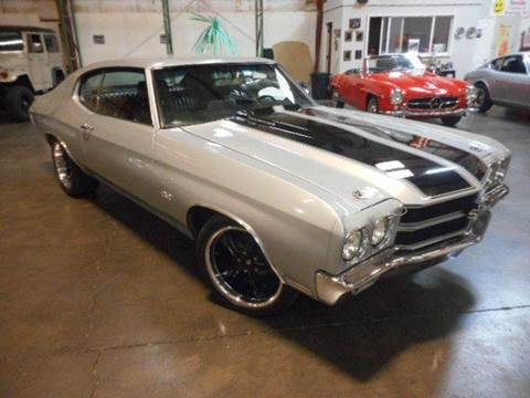 1972 Chevrolet Chevelle for sale at Classic AutoSmith in Marietta GA