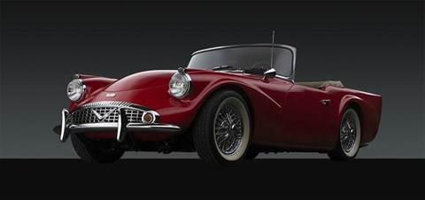 1960 Daimler SP250 for sale at Classic AutoSmith in Marietta GA