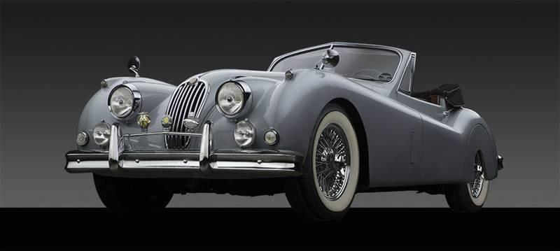 1956 Jaguar XK-Series for sale at Classic AutoSmith in Marietta GA