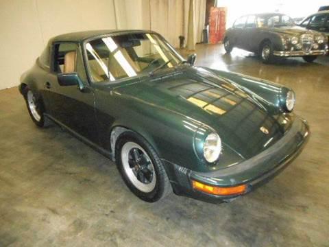 1984 Porsche 911 for sale at Classic AutoSmith in Marietta GA