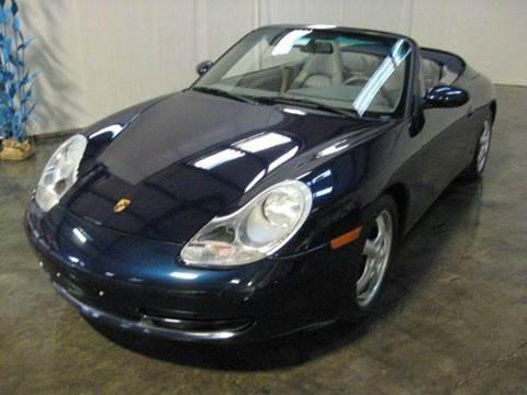 2000 Porsche 911 for sale at Classic AutoSmith in Marietta GA