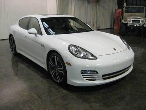 2013 Porsche Panamera for sale at Classic AutoSmith in Marietta GA