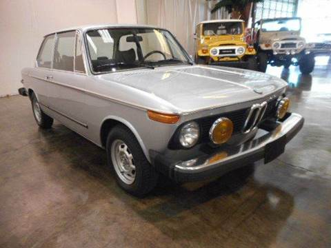 1976 BMW 2002 for sale at Classic AutoSmith in Marietta GA
