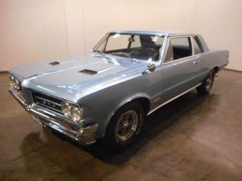 1964 Pontiac GTO for sale at Classic AutoSmith in Marietta GA