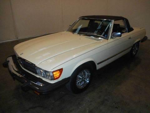 1980 Mercedes-Benz 450 SL for sale at Classic AutoSmith in Marietta GA