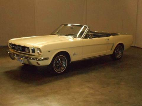 1965 Ford Mustang for sale at Classic AutoSmith in Marietta GA