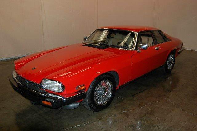 1982 Jaguar XJ-Series for sale at Classic AutoSmith in Marietta GA