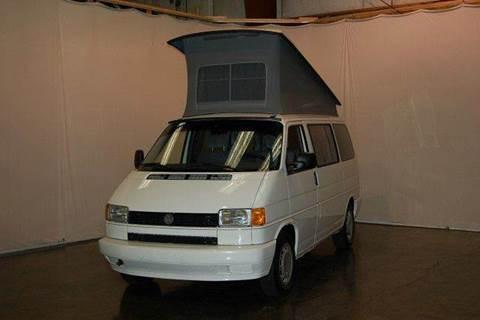1993 Volkswagen EuroVan for sale at Classic AutoSmith in Marietta GA