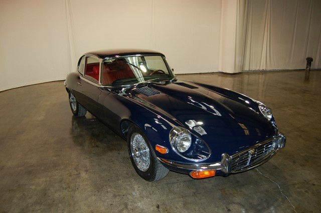 1971 Jaguar E-Type for sale at Classic AutoSmith in Marietta GA