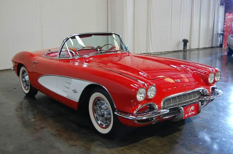 1961 Chevrolet Corvette for sale at Classic AutoSmith in Marietta GA