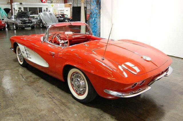 1961 Chevrolet Corvette  - Marietta GA