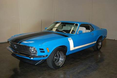 1970 Ford Mustang for sale at Classic AutoSmith in Marietta GA