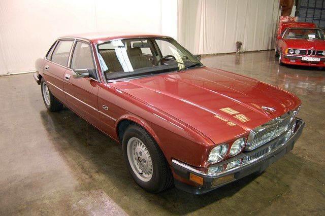 1990 Jaguar XK-Series for sale at Classic AutoSmith in Marietta GA