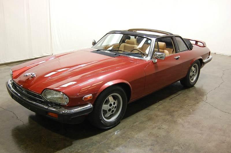 1986 Jaguar XJ-Series for sale at Classic AutoSmith in Marietta GA