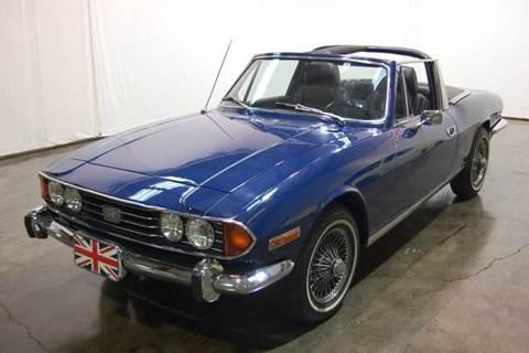 1971 Triumph Stag MK