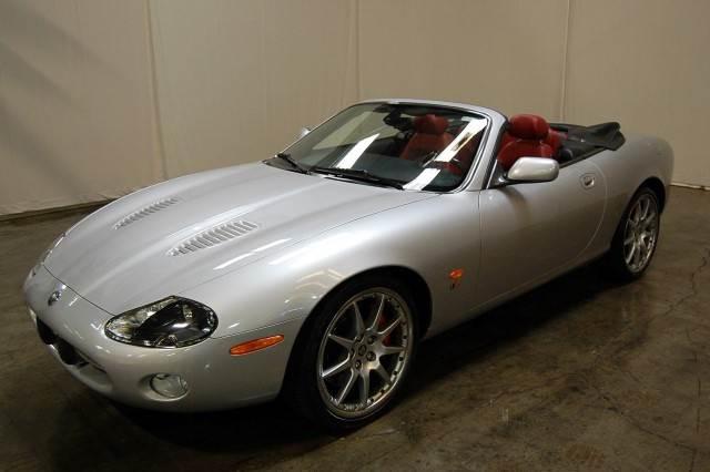 2004 Jaguar XKR for sale at Classic AutoSmith in Marietta GA