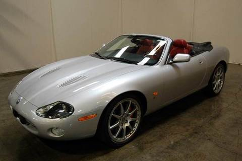 2004 Jaguar XKR for sale at Classic AutoSmith in Marietta GA