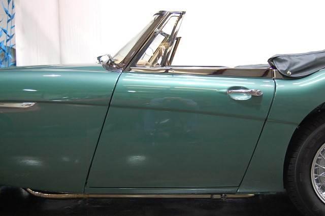 1966 Austin-Healey 3000 Body Off  - Marietta GA