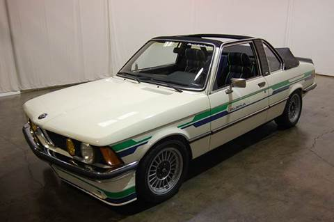 1979 BMW 3 Series