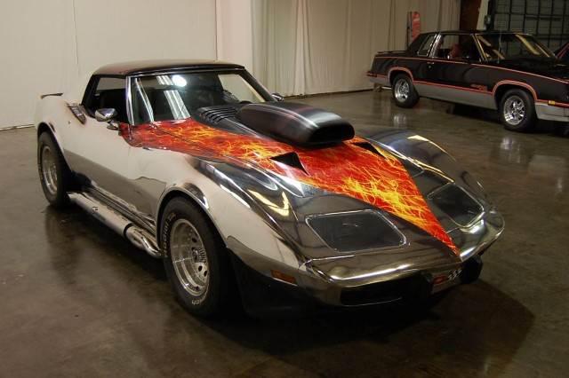 1975 Chevrolet Corvette for sale at Classic AutoSmith in Marietta GA