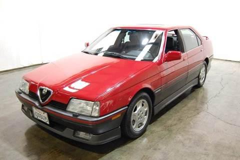 1991 Alfa Romeo Sport