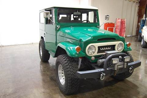 1965 Toyota FJ Cruiser for sale in Marietta, GA