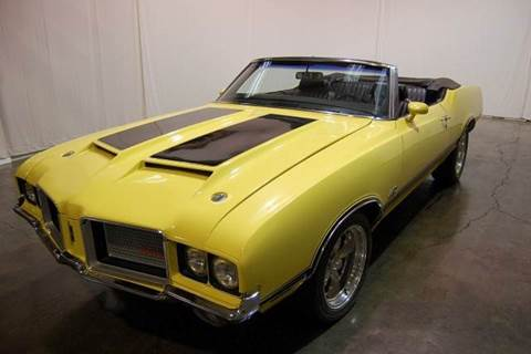 1972 Oldsmobile 442 for sale in Marietta, GA