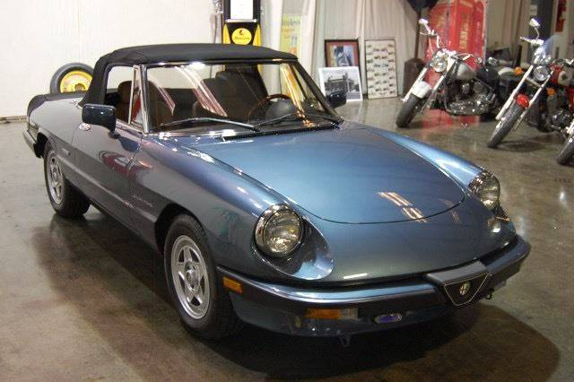 1985 Alfa Romeo Spider for sale at Classic AutoSmith in Marietta GA