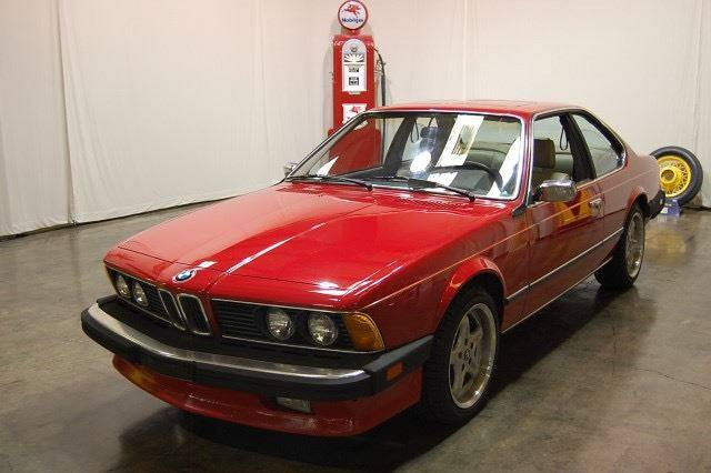 1987 BMW 6 Series for sale at Classic AutoSmith in Marietta GA