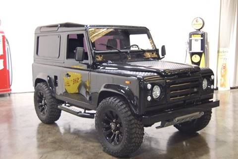 1989 Land Rover Defender for sale at Classic AutoSmith in Marietta GA
