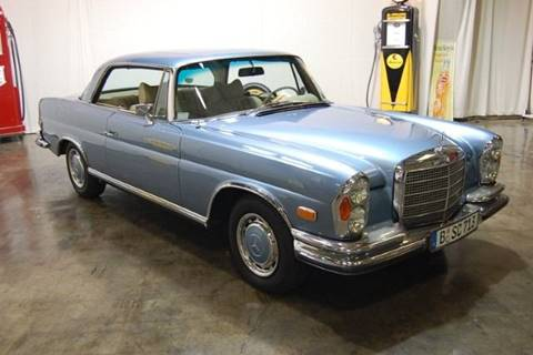 1971 Mercedes-Benz 280-Class for sale at Classic AutoSmith in Marietta GA