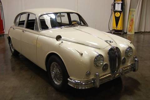 1961 Jaguar Mark II
