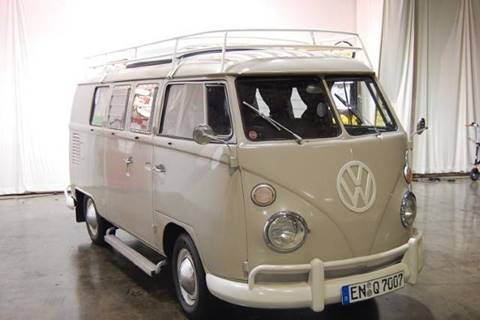 1967 Volkswagen Westfalia SO42