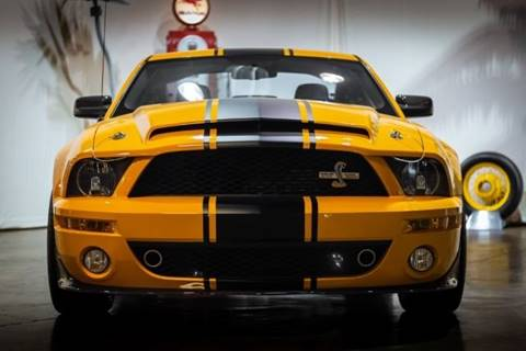 2008 Ford Shelby GT500 for sale in Marietta, GA