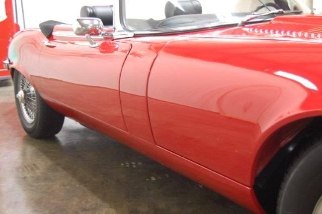 1974 Jaguar E-Type OTS - Open Two Seater - Roadster - Marietta GA