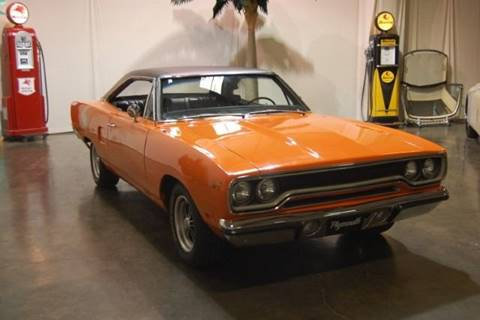 1970 Plymouth Roadrunner for sale at Classic AutoSmith in Marietta GA