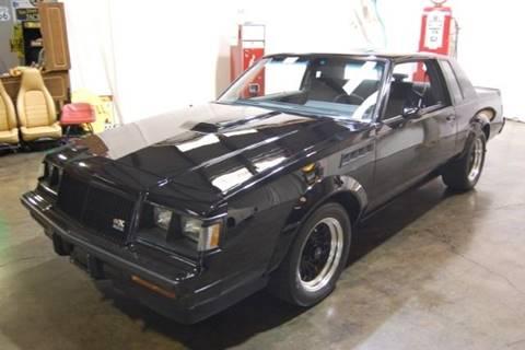 1987 Buick Regal for sale at Classic AutoSmith in Marietta GA