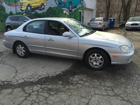 2001 Hyundai Sonata for sale in Pittsburgh, PA