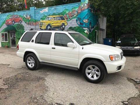 2003 Nissan Pathfinder for sale in Pittsburgh, PA